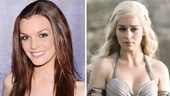 Jennifer Damiano as Daenerys Targaryen