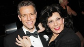 Adam Pascal and Christine Pedi look sharp!