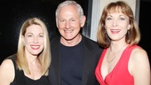 Marty Richards- Marin Mazzie -Victor Garber- Dee Hoty