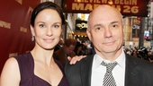Orphans – Opening Night – Sarah Wayne Callies – Gregory Mosher