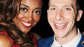 Patina Miller sounds gorgeous onstage, thanks to music director Charlie Alterman.