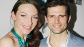 2013 Audience Choice Awards- Willemijn Verkaik- Kyle Dean Massey