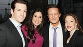 2013 Audience Choice Awards- Andy Karl- Stephanie J. Block- Will Chase- Jessie Mueller