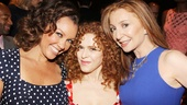 Three generations of Into the Woods witches! Vanessa Williams, Bernadette Peters and Donna Murphy have all tackled one of Sondheim's most famous roles.