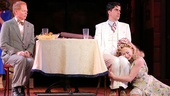 Rachel McMullin, Jesse Tyler Ferguson, Hamish Linklater and Emily Bergl in The Comedy of Errors.