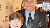 Tony Red Carpet- Dan Lauria- Johnny Rabe