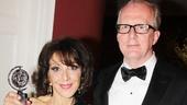 2013 Tony Awards Winner's Circle – Andrea Martin – Tracy Letts