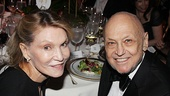 American Theatre Wing – Hal Prince Gala 2013 – Barbara Siman Strouse - Charles Strouse