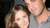 Bobby Cannavale and girlfriend Rose Byrne—who will appear onscreen together in the upcoming Annie remake—take in a night of monologues from Eric Bogosian.