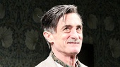 Tony winner Roger Rees is thrilled to be back on Broadway.