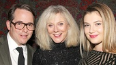 The Commons of Pensacola Opening Night – Matthew Broderick – Blythe Danner –Zoe Levin