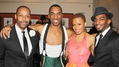 Gypsy of the Year 2013 – T. Oliver Reid – Desmond Richardson – Bahiyah Hibah – Daniel J. Watts