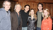Bridges of Madison County – Album Recording – Bartlett Sher - Jeffrey Lesser - Steven Pasquale - Kelli O'Hara - Jason Robert Brown - Whitney Bashor