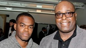 All The Way - Meet and Greet - William Jackson Harper - J. Bernard Calloway