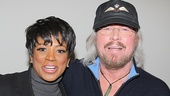Motown - OP - Marva Hicks - Barry Gibb