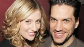 Les Miserables - Media Day - OP - Caissie Levy - Will Swenson