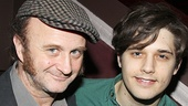 Les Miserables - Media Day - OP - Cliff Saunders - Andy Mientus