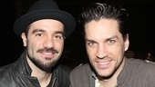 Les Miserables - Media Day - OP - Ramin Karimloo - Will Swenson