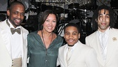 "Tony nominee Vanessa Williams, who will guest star in After Midnight from April 1 through May 11, meets her new co-stars, Dule Hill, Virgil ""Lil' O"" Gadson and Julius ""iGlide"" Chisolm."