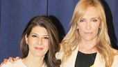 The Realistic Joneses - Meet the Press - OP - Marisa Tomei - Toni Collette
