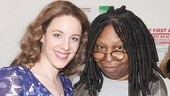 Beautiful - Jon Hamm and Whoopi Goldberg visit - OP - Jessie Mueller - Whoopi Goldberg