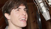 Derek Klena lends his voice to the cast album.
