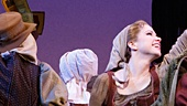 Carly Rae Jepsen as Ella and the company of Cinderella