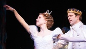 Carly Rae Jepsen as Ella & Joe Carroll as Prince Topher in Cinderella