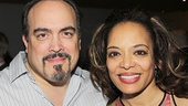 The Happiest Song Plays Last - OP - Opening Night - David Zayas - Lauren Vélez- 3/14