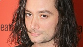Rock of Ages and American Idol fave Constantine Maroulis strikes a pose on the red carpet.