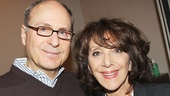 Director James Lapine and star Andrea Martin are thrilled to be working on Act One together.