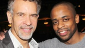 After Midnight - Ben Vereen and Brian Stokes Mitchell - OP - 3/14 - Brian Stokes Mitchell - Dule Hill