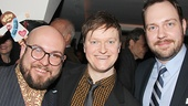 Hand to God - Opening - OP - 3/14 - Robert Askins - Steven Boyer - Moritz von Stuelpnagel
