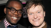 Hand to God - Opening - OP - 3/14 - William Jackson Harper - Steven Boyer