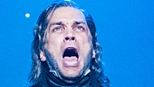 Will Swenson as Javert in Les Miserables Photo by Michael Le Poer Trench