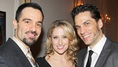 Les Miserables - Opening - Op - 3/14 -  Ramin Karimloo - Caissie Levy - Will Swenson
