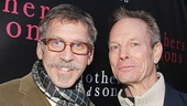Mothers and Sons - OP - Opening Night - March 25 2014 - Stephen Spinella - Bill Irwin