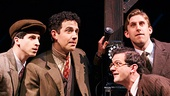 Act One - Show Photos - PS - 4/14 - Steven Kaplan - Santino Fontana - Will Brill - Bill Army