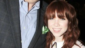 Cinderella book writer Douglas Carter Beane catches up with Broadway and pop princess Carly Rae Jepsen.