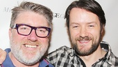 The Cripple of Inishmaan - Meet the Press - OP - 4/14 -  Pat Shortt - Pádraic Delaney