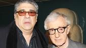 Vincent Pastore & Woody Allen
