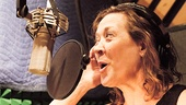 Bullets Over Broadway - Recording Session - OP - 4/14 - Karen Ziemba