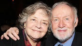 Broadway mainstay Joyce Van Patten and Of Mice and Men's Jim Norton.