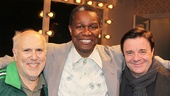 Satchmo at the Waldorf - OP - 4/14 - Lee Wilkof - John Douglas Thompson - Nathan Lane