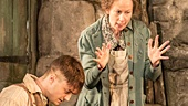 The Cripple of Inishmaan - Show Photos - PS - 4/14 - Daniel Radcliffe - Ingrid Craigie - Gillian Hanna - Pat Shortt