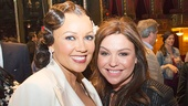 Vanessa Williams and Rachael Ray.