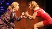 Kerry Butler as Melody Dent and Megan Sikora in Under My Skin
