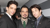 Meet the Nominees – OP – 4/14 – Nick Cordero – Ramin Karimloo – Andy Karl