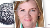 Casa Valentina star Mare Winningham had a little bit of trouble picking her favorite guy named Tony, but check out her adorably tearful drawing of her feelings!