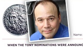 Cabaret star Danny Burstein should definitely consider a side career as a caricature artist.